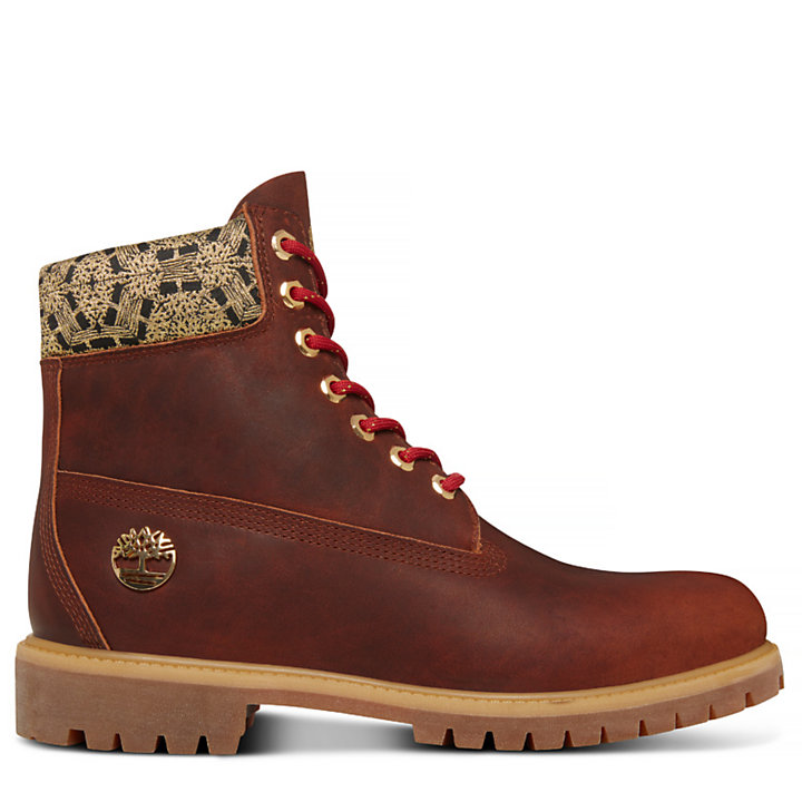 8210b951696 Chinese New Year 6-inch Boot Homme Marron-. LIMITED EDITION