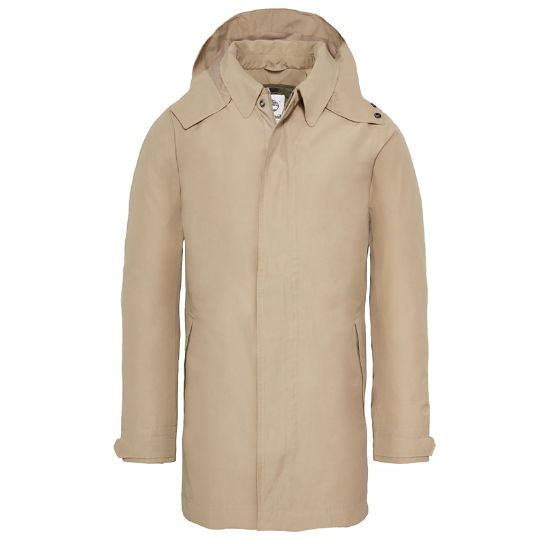 Doubletop Mountain Raincoat beige Homme | Timberland