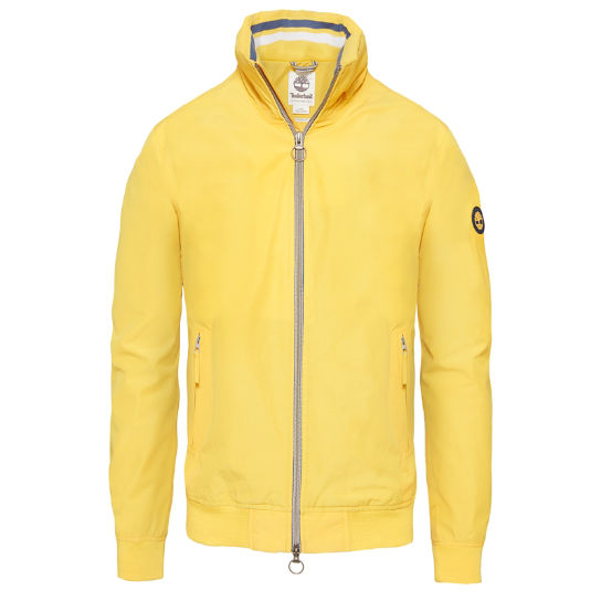 Men's Mount Kearsage Sailor Bomber Yellow | Timberland