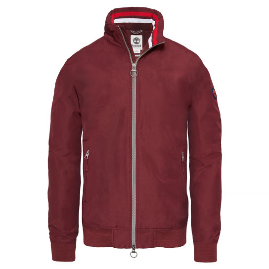 Mount Kearsage Sailor Bomber Bordeauxrood Heren | Timberland