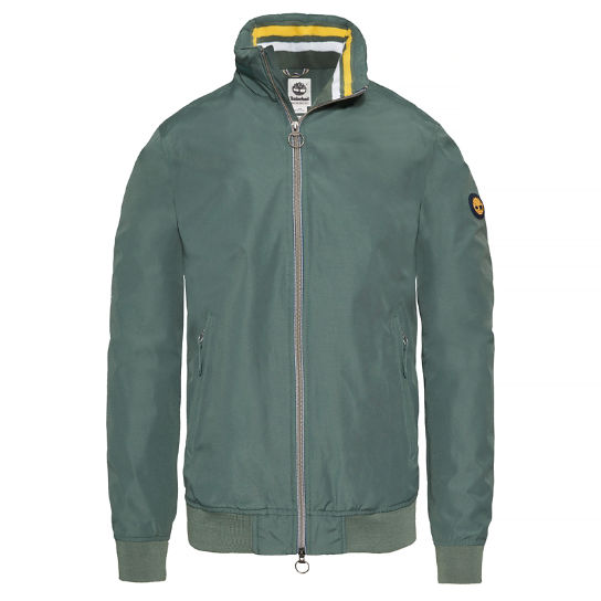 Men's Mount Kearsage Sailor Bomber Green | Timberland