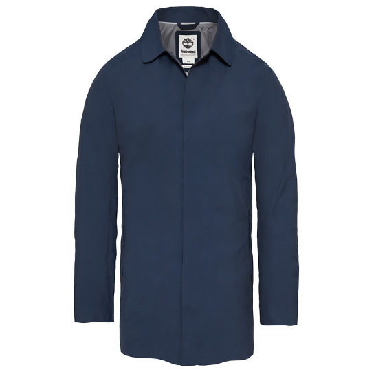 Men's Mount Ascutney Raincoat Navy | Timberland