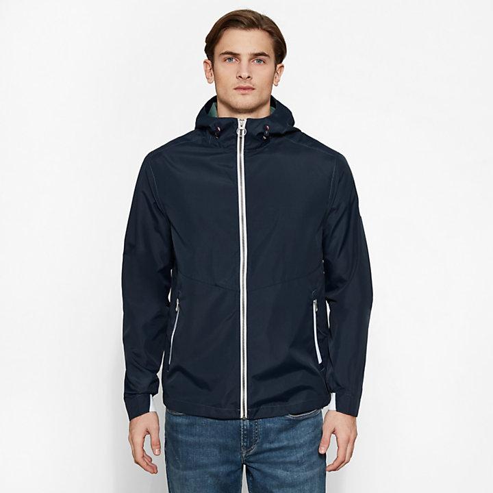 Signal Mountain Racer Jacket Heren Marineblauw-