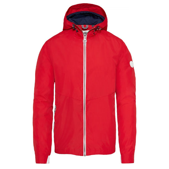 Men's Signal Mountain Racer Jacket Red | Timberland