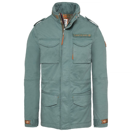 Crocker Mountain M65 Jacket vert Homme | Timberland