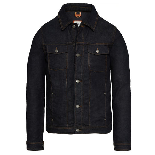 Mount Moosilake Denim Jacket Homme Indigo | Timberland