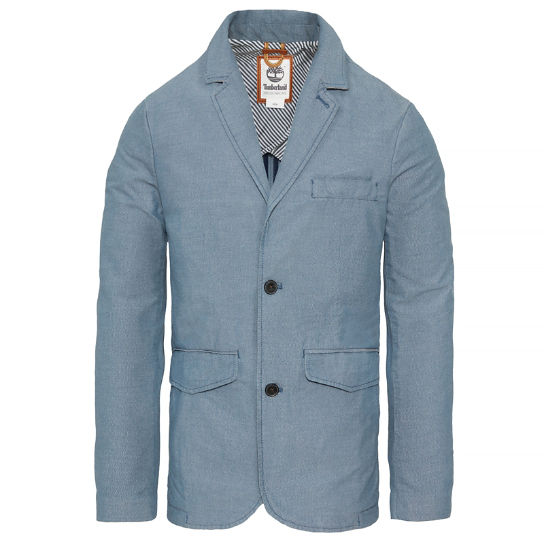 Men's Old Speck Grindle Blazer Blue | Timberland