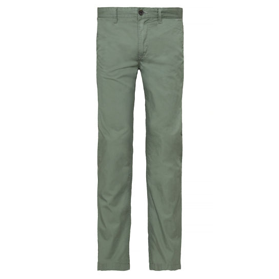 Men's Squam Lake Chinos Green | Timberland
