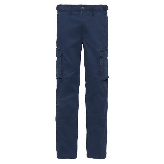 Men's Squam Lake Cargo Trousers Navy | Timberland