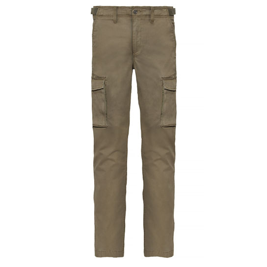 Men's Squam Lake Cargo Trousers Green | Timberland