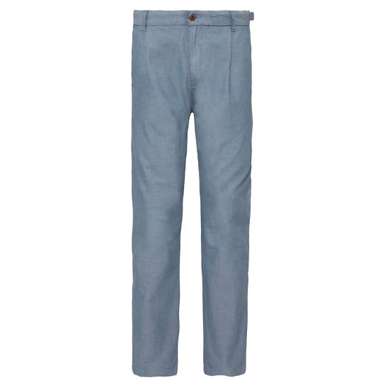 Men's Wickwas Lake Vintage Chinos Blue | Timberland