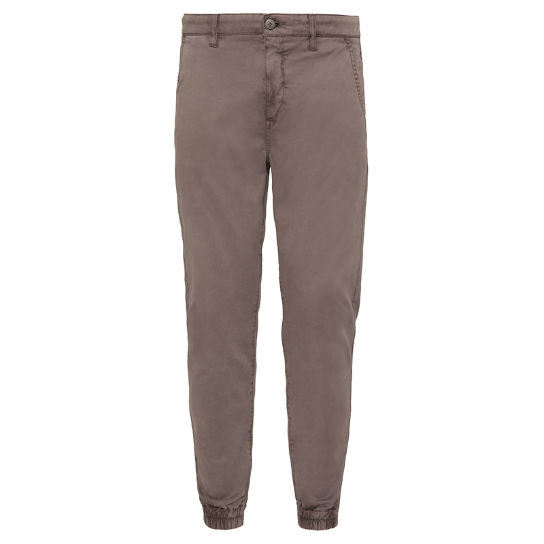 Lovell Lake Tapered Trousers Homme Gris foncé | Timberland