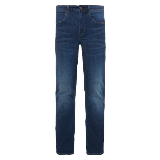 Squam Lake Stretch Jeans Heren Donkerblauw | Timberland