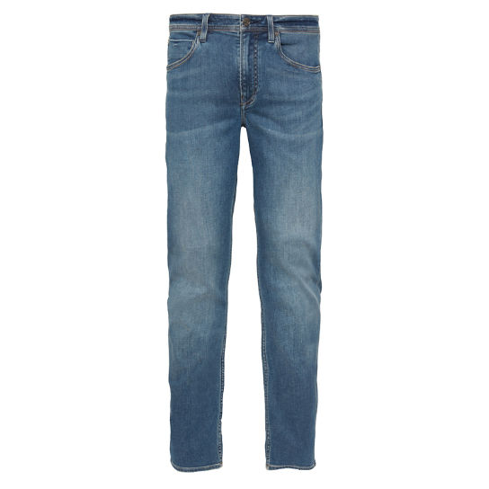 Squam Lake Stretch Jeans Homme Bleu | Timberland