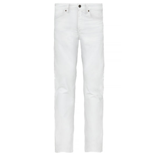 Men's Squam Lake Jeans White | Timberland