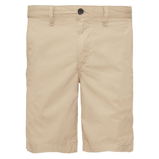 Men's Squam Lake Chino Shorts Beige | Timberland