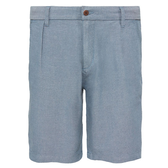 Wickwas Lake Vintage Chino Shorts Blu Uomo | Timberland