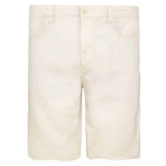 Men's Squam Lake Chino Shorts Light Brown | Timberland