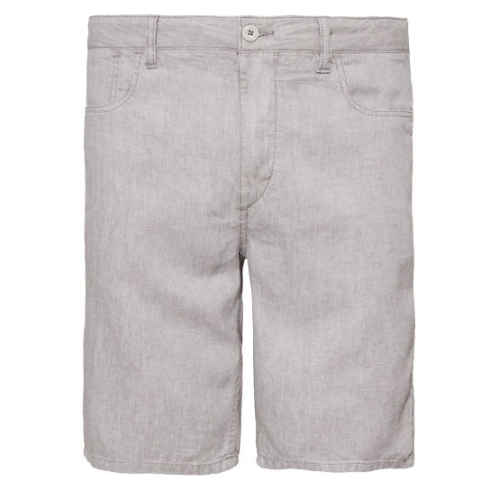 Herren Squam Lake Chino Shorts Grau | Timberland