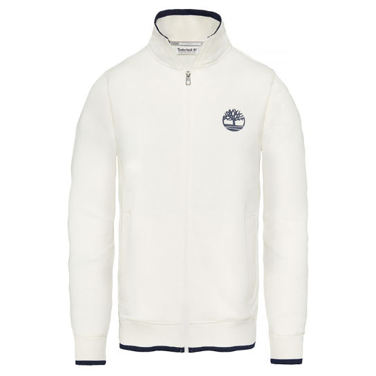 Westfield River Full-Zip Top Wit Heren | Timberland