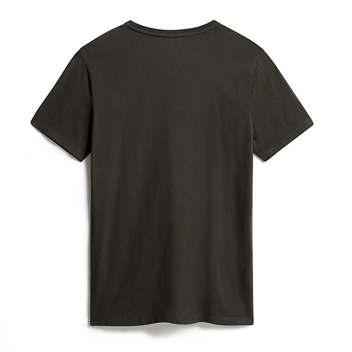 Kennebec River T-Shirt for Men in Grey-