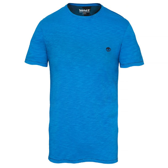 Herren Great Brook T-Shirt Blau | Timberland