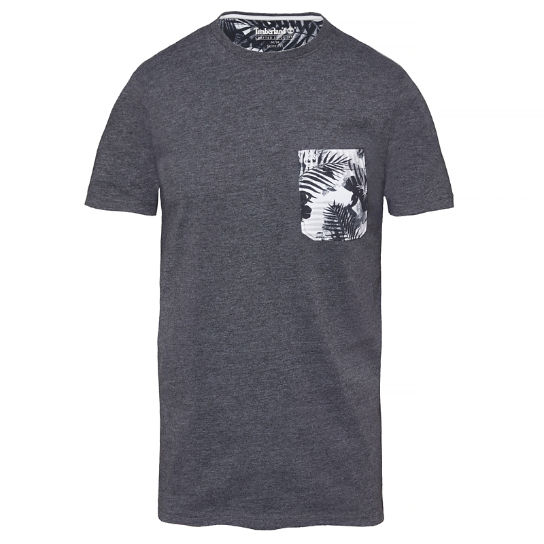 Still River T-shirt Zwart Heren | Timberland