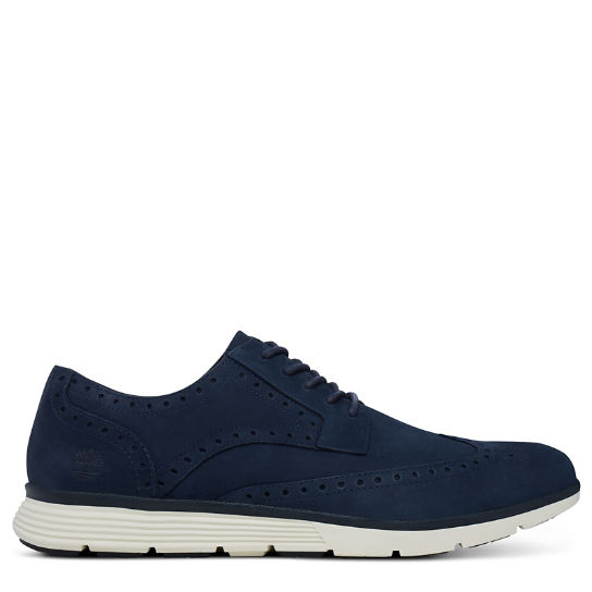 Franklin Park Wingtip Oxford Marineblauw Heren | Timberland