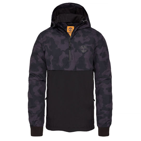 Men's Hooded Pullover Black | Timberland
