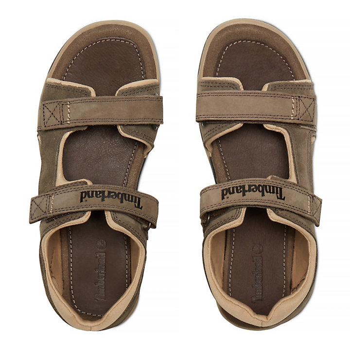 Tisbury Sandal Junior Écru-