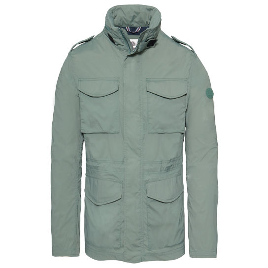 Mount Bigelow Packable Field Jacket Uomo Verde | Timberland