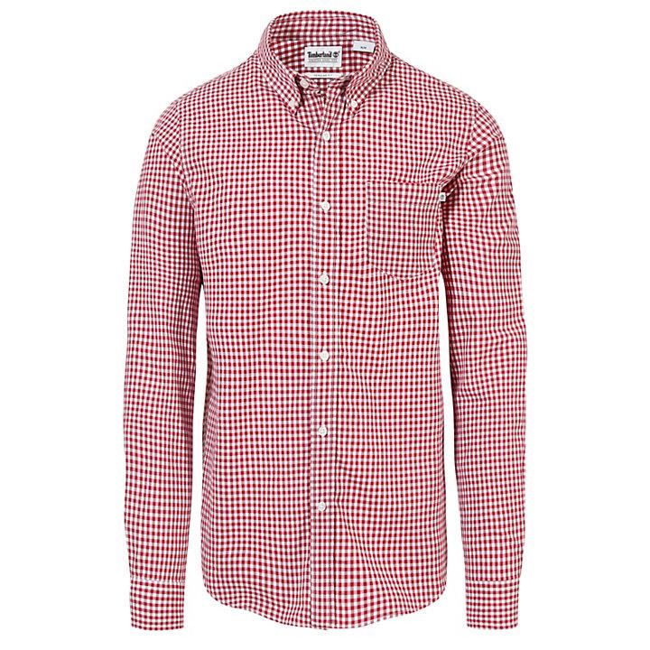 chemises homme timberland