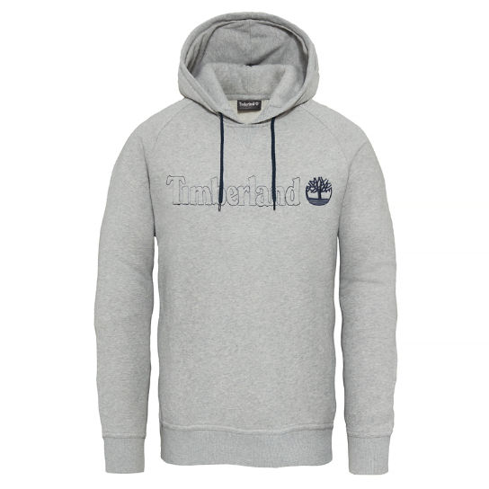 Men's Westfield River Hooded Sweatshirt Grey | Timberland