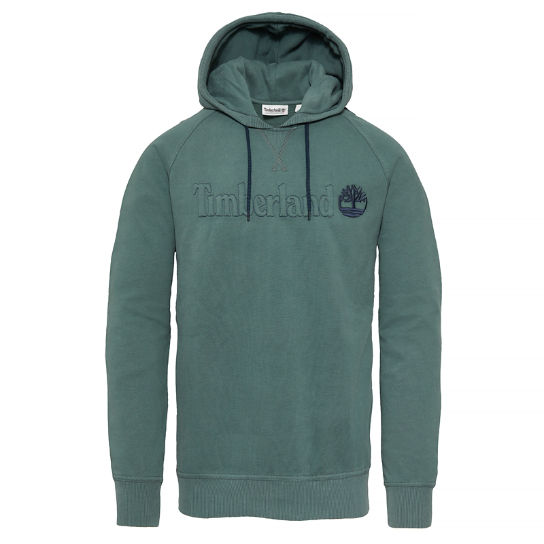 Westfield River Hooded Sweatshirt Groen Heren | Timberland