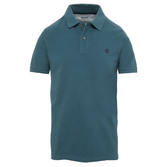 Millers River Polo Shirt Blauw Heren | Timberland