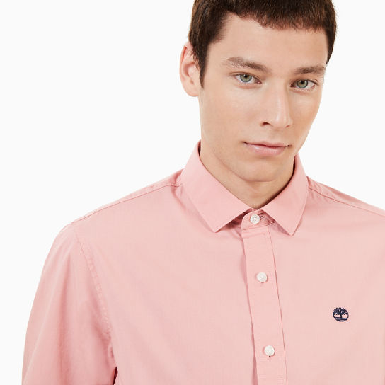 Eastham River Shirt for Men in Pink | Timberland