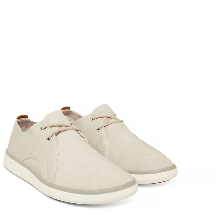 Men's Gateway Pier Oxford Shoe Beige-