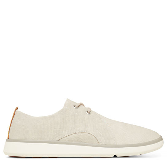 Gateway Pier Oxford Shoe Heren Beige | Timberland