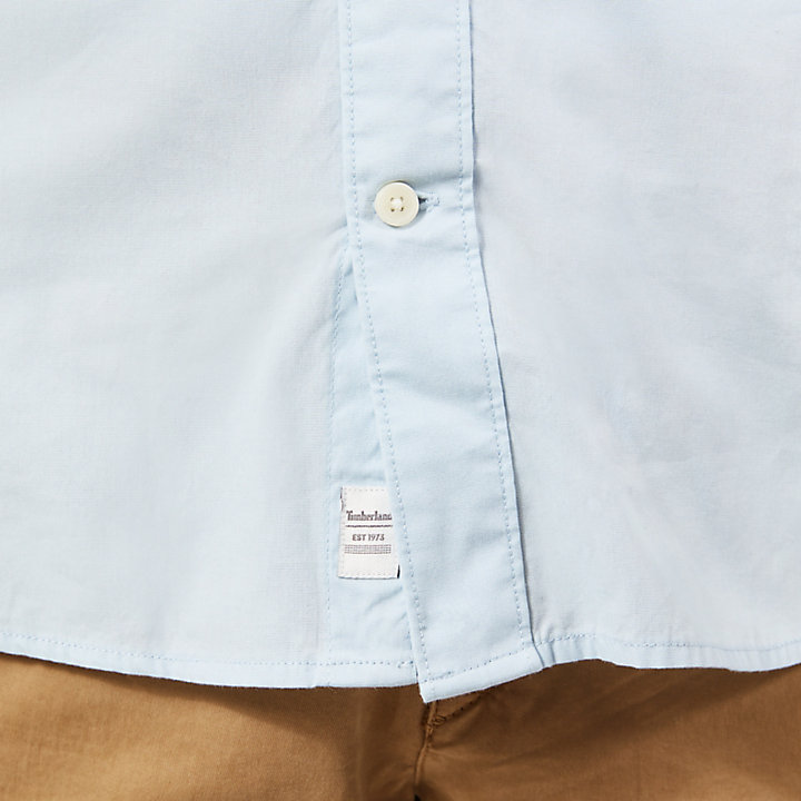 Milford Oxford Shirt for Men in Blue-