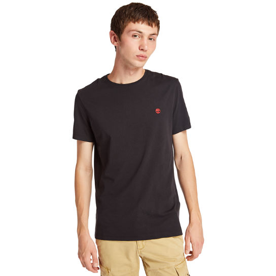 Dunstan River T-Shirt for Men in Black | Timberland