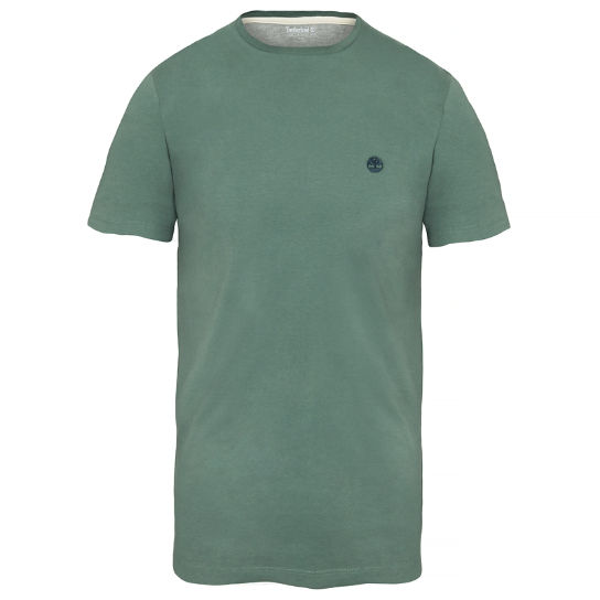 Men's Dunstan River T-Shirt Green | Timberland
