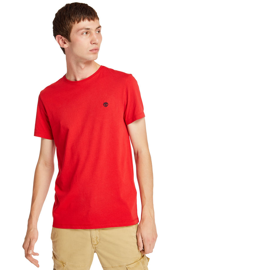 T-shirt Dunstan River Pour En Rose Rose, Taille S - Timberland - Modalova