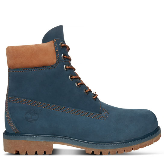 Men's 6-inch Boot Navy | Timberland
