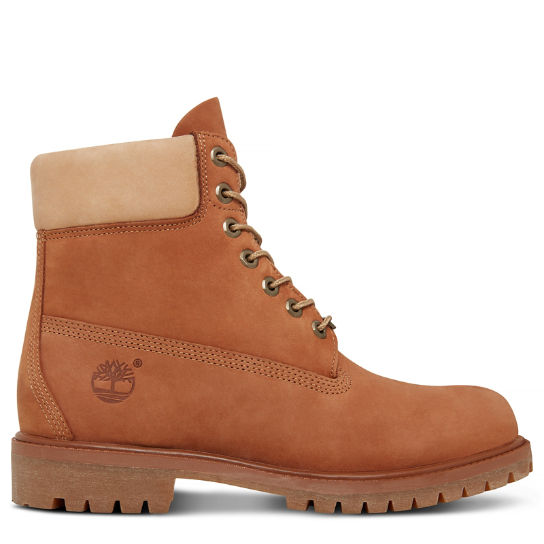 Men's 6-inch Boot Brown | Timberland