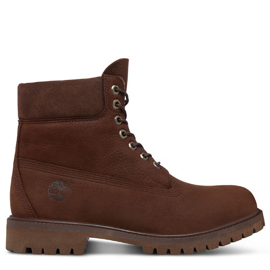Men's Timberland® Icon 6-Inch Boot Dark Brown | Timberland