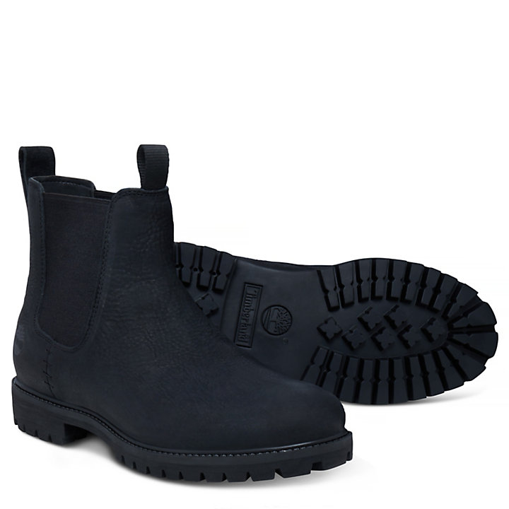 Timberland® Icon Chelsea for Men in Black-