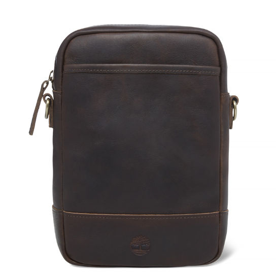 Tuckerman Small Items Bag Dark Brown | Timberland