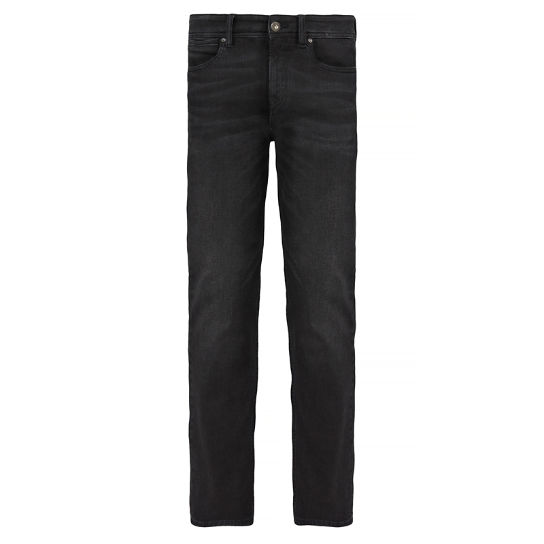 Men's Sargent Lake Straight Leg Jeans Black | Timberland