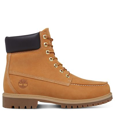 Icon+6+Inch+Premium+Boot+for+Men+in+Yellow