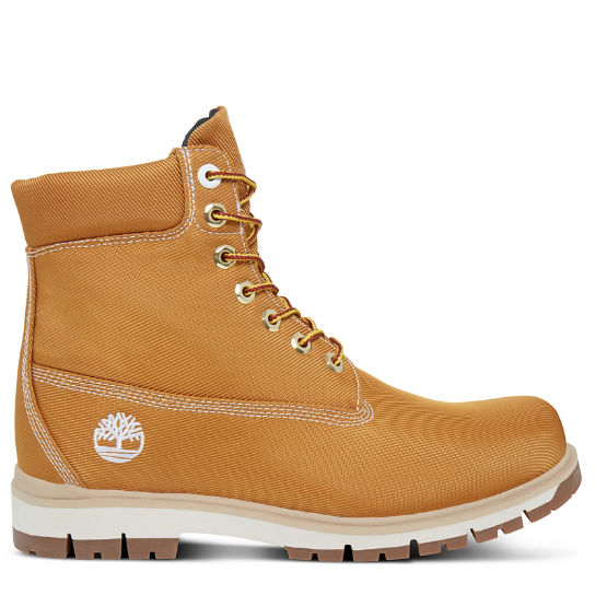 Men's Radford Canvas Boot Yellow | Timberland